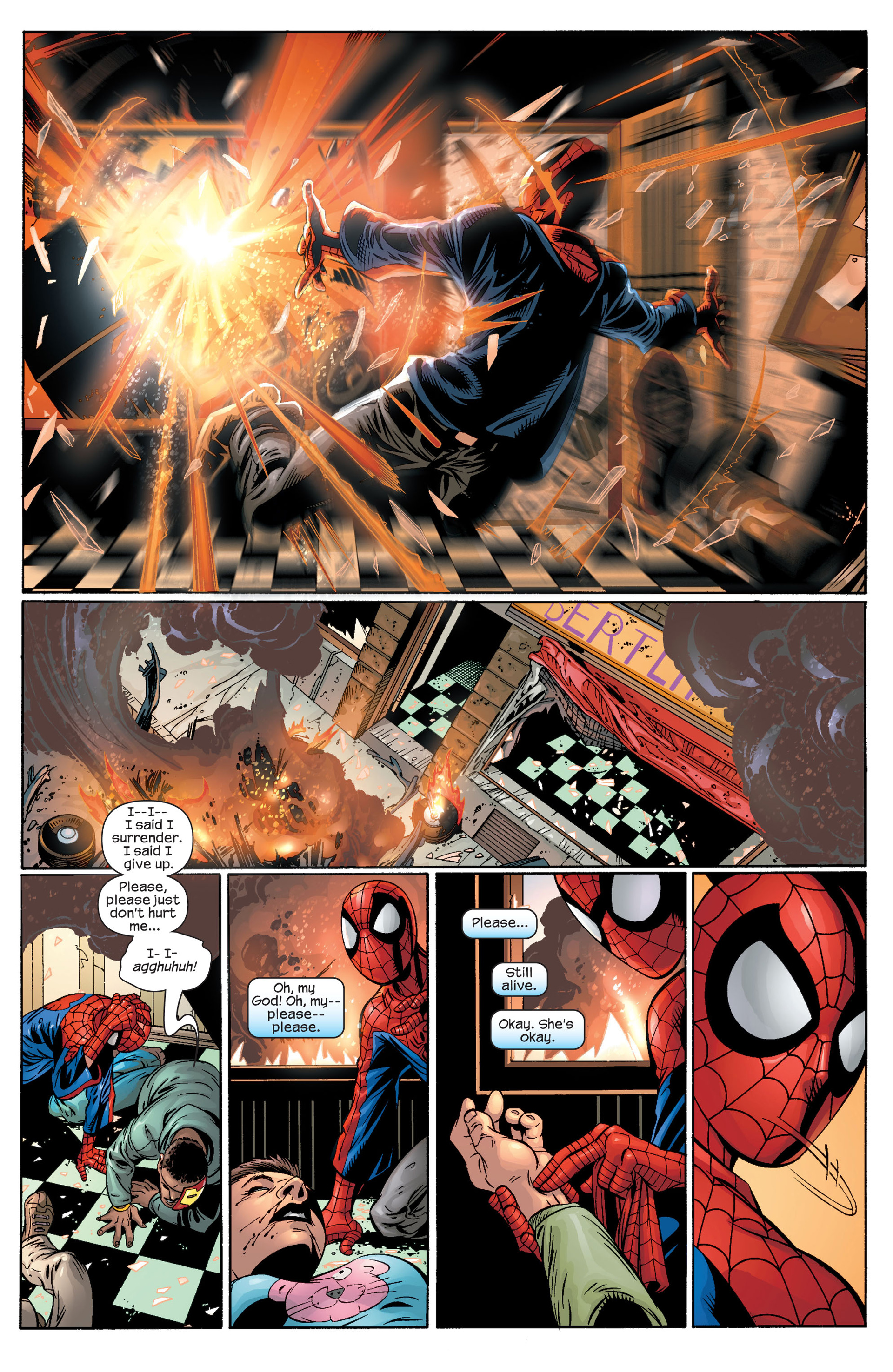 Read online Ultimate Spider-Man (2000) comic -  Issue #42 - 18