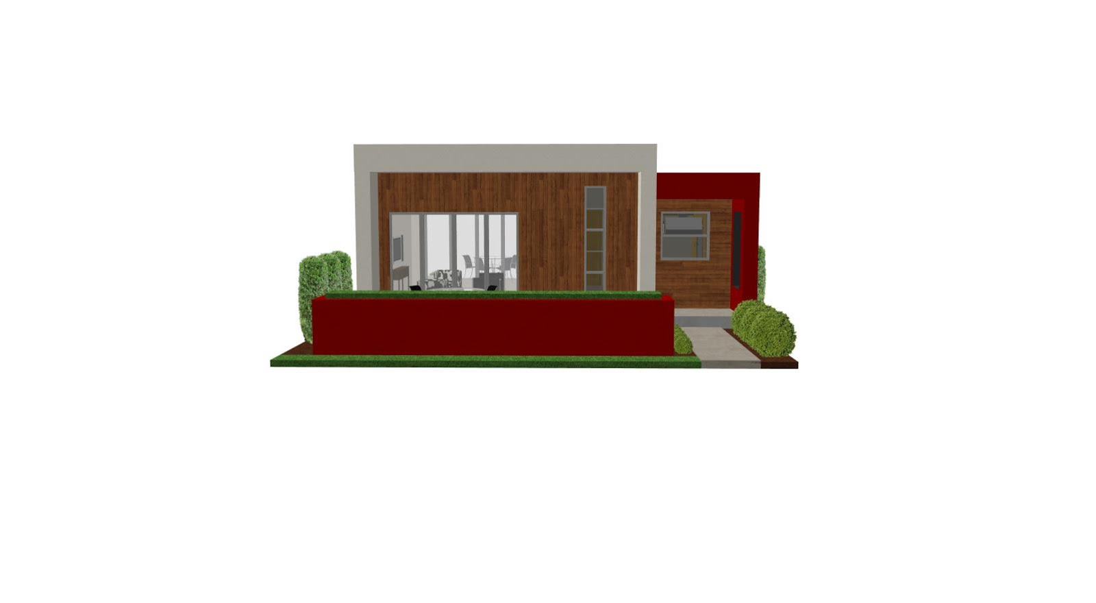 Descargar planos de casas y viviendas gratis fotos de for Casa moderna gratis