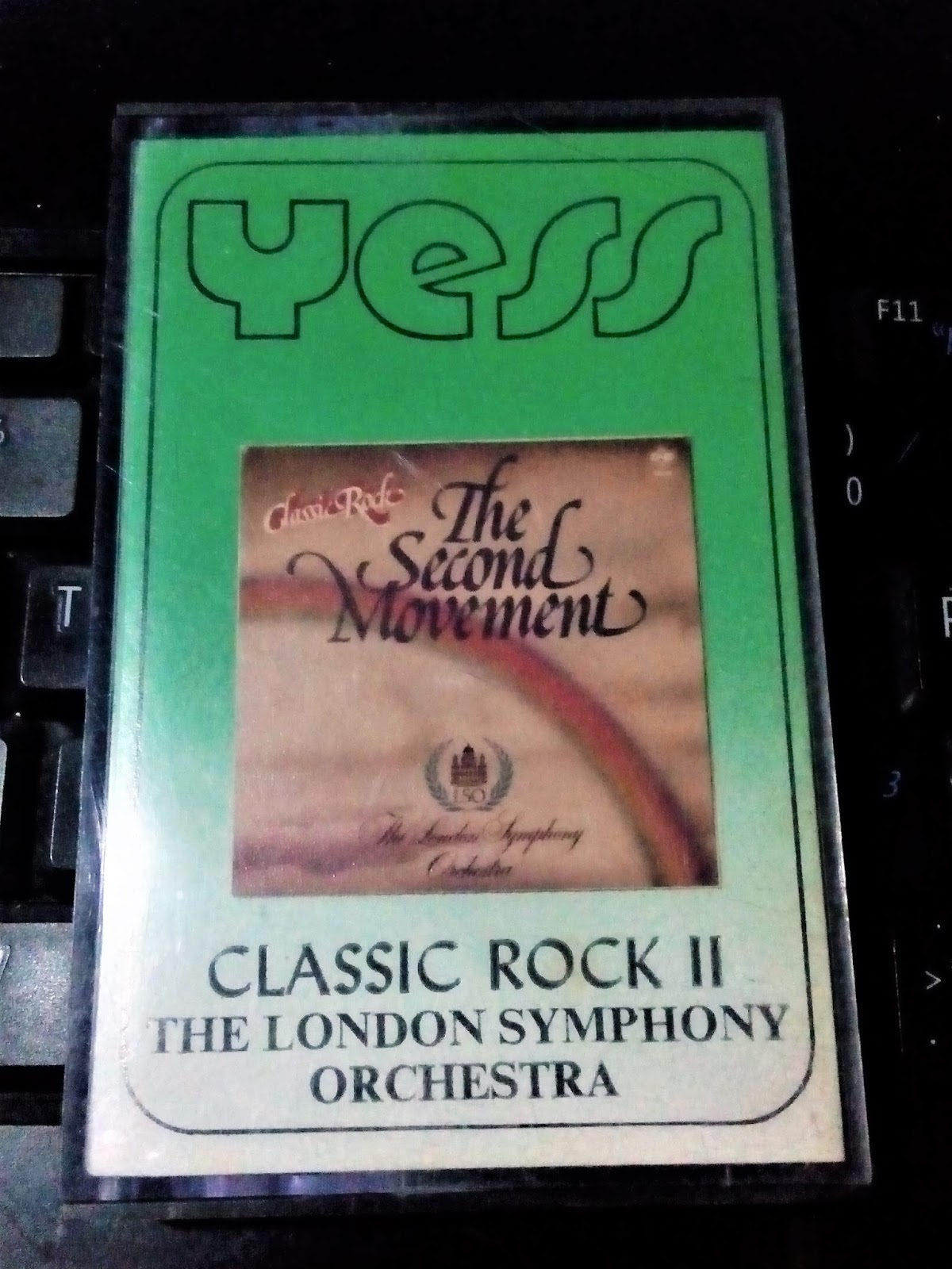 Antiques, Hobbies, Old & Used: Kaset Produk YESS (250) - CLASSIC