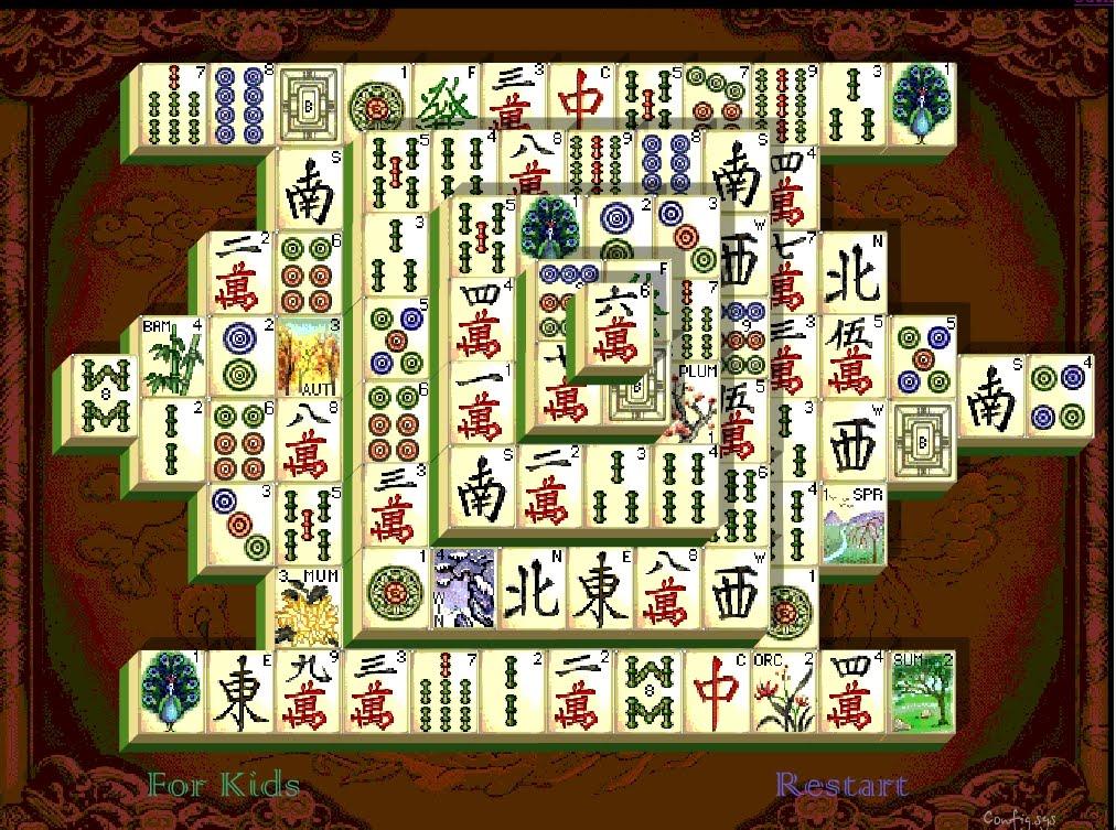 Mahjong-Shanghai
