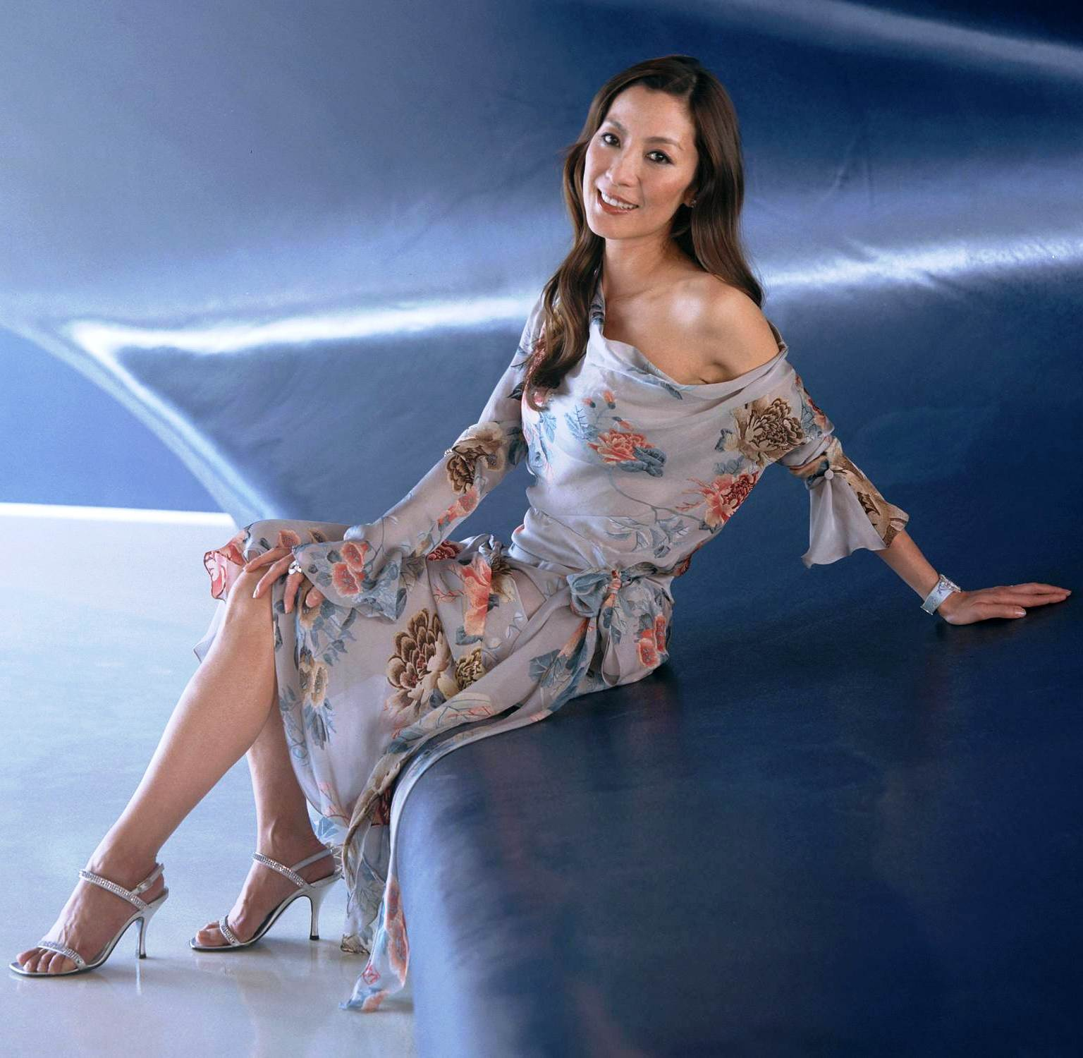 Michelle Yeoh Choo-Kheng (杨紫琼, Yáng zǐ qióng), 'Crazy Rich Asians' as Eleanor Young