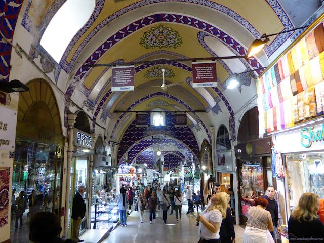 Veľký Bazár, Istanbul, Turecko