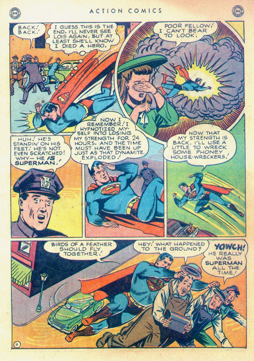 Action Comics (1938) 113 Page 12