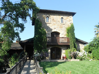 v sattui winery in napa county
