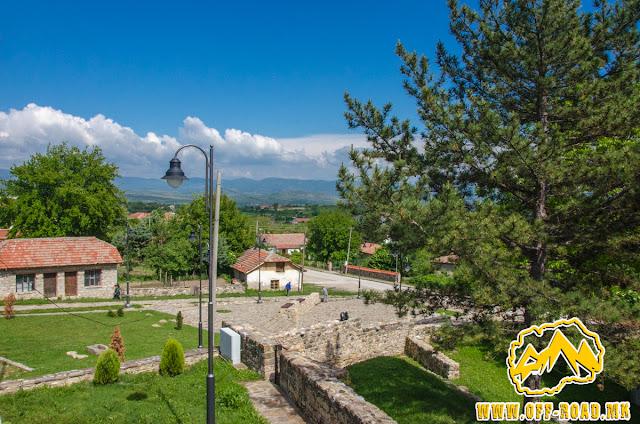 Staro Nagorichane – village near Kumanovo