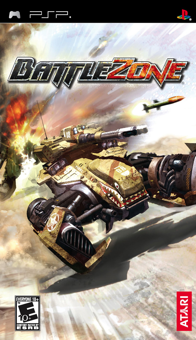 Battlezone - PSP - ISO Download