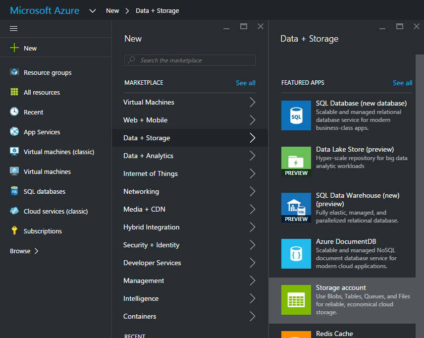 End-to-End Image Upload with Azure Storage, AngularJS, and