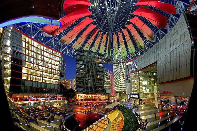 Potsdamer Platz Berlim O que fazer