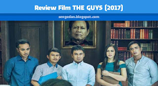 Review Film THE GUYS (2017)