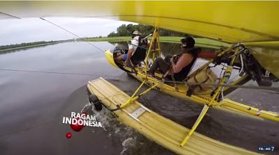 Flying Club Sea Plane Pulau Bintan