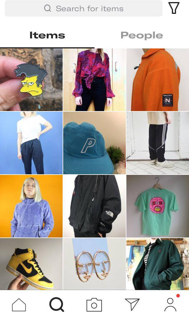 38530f26db This little blog of mine  Depop... how to create an income