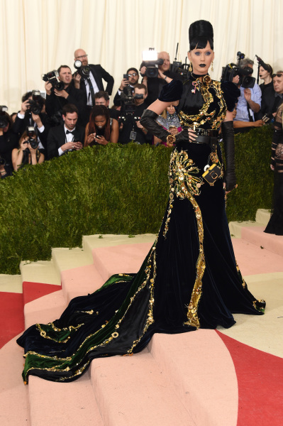 MET Gala 2016: Katy Perry