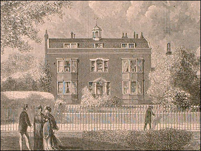 charles dickens home