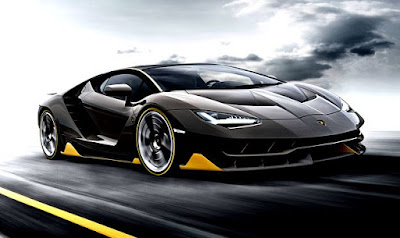 Lamborghini Centenario Roadster 2017 Review