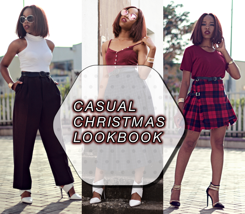 A CASUAL CHRISTMAS LOOKBOOK