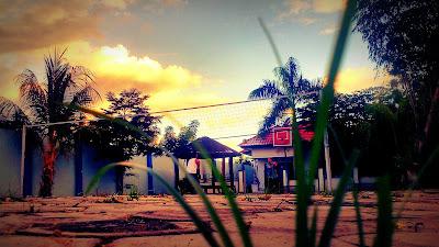 Lapangan Voli KPPN Marisa