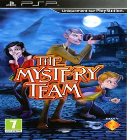 Download Mystery Team, The (Europe) Game PSP for Android - www.pollogames.com