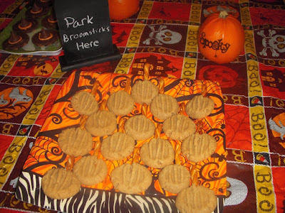 Witches Broomstick Cookies | Margaret's Morsels