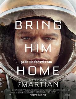 Ver The martian Marte Operación rescate 2015 online