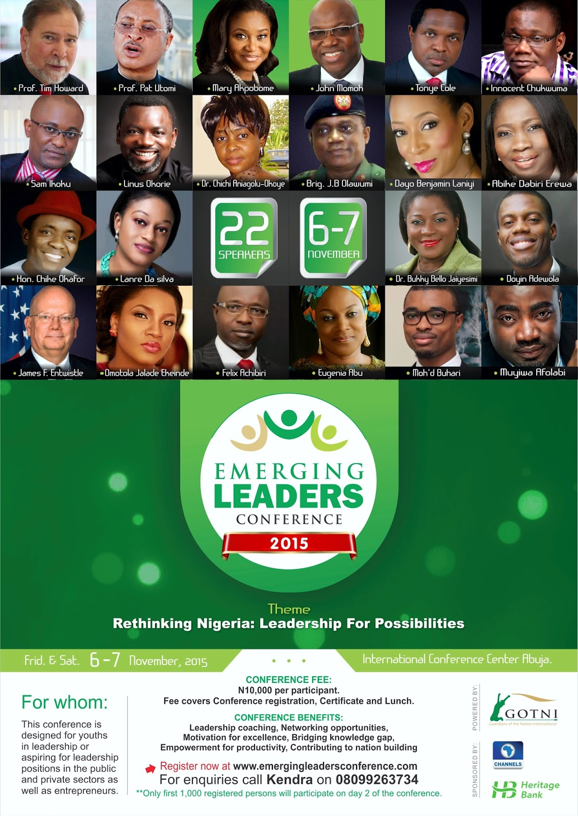 649665234bcc ... for Nigeria s emerging youth influencers and help them multiply their  influence in other youth for a more empowered economy. Over 5