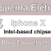 Esquema Elétrico Iphone X Intel-based chipset
