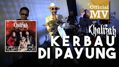 Khalifah - Kerbau Di Payung (OST FILEM 'BO-PENG') (Lirik)