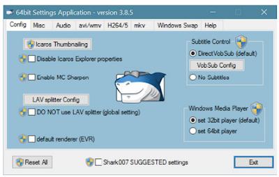 STANDARD Codecs 4.7.8 Offline Installer