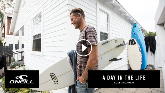 Jack O Neill Collection A Day In The Life - Luke Stedman