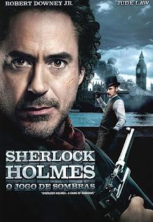 Sherlock Holmes: O Jogo de Sombras - BDRip Dual Áudio