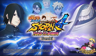 Naruto Senki MOD Unlimited Money UNS4 Boruto v1.2.0 Android Terbaru