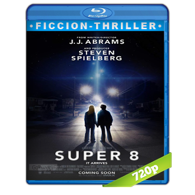 Super 8 (2011) BRRip 720p Audio Trial Latino-Castellano-Ingles 5.1