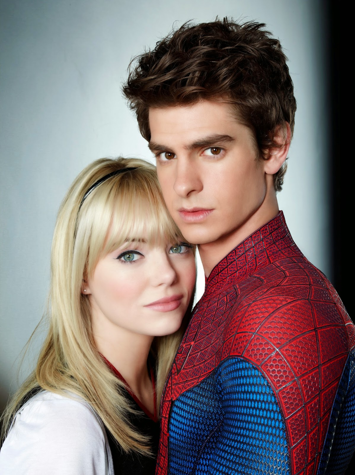 sexy Spider-Man couple Emma Stone and Andrew Garfield