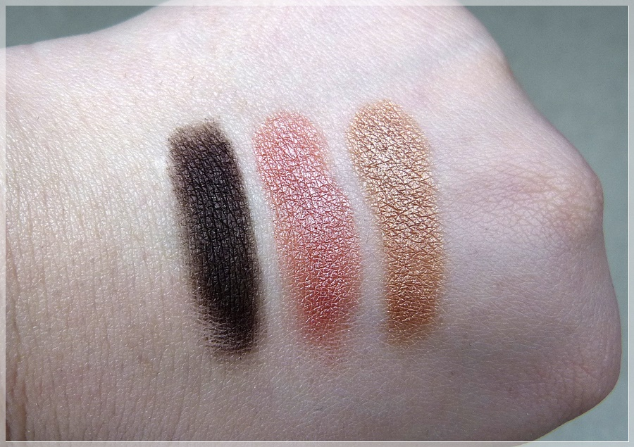 essence i love soft metals Swatches