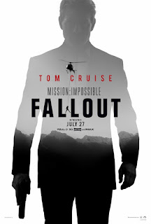 Mission Impossible – Fallout First Look Poster 1