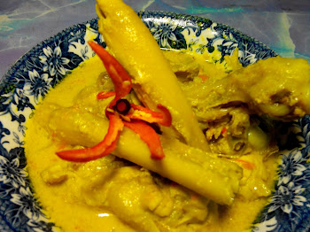 Resepi Ayam Masak Lemak Cili Api Kuning di Raja