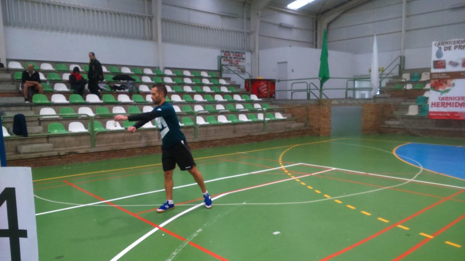 C E R B Dminton Vigo Club Escola Rosal A Lal N Acogi La 5  # Muebles Sieiro Lalin