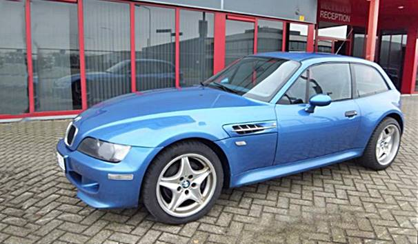 The Bmw Z3m Coupe A Classic Is Already Auto Bmw Review