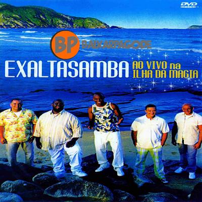 Exaltasamba Ao Vivo na Ilha da Mágia Áudio DVD (2009) Download