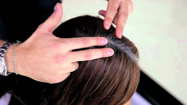 أفضل 3 طرق لتغطيه الشعر الأبيض بدون أى مواد كيماويه
