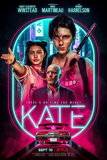 Kate: Báo THù