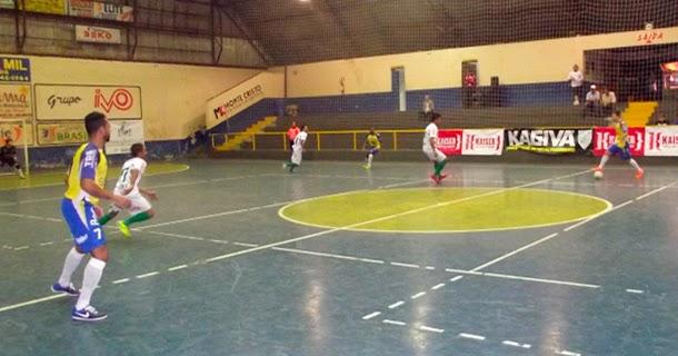 de10ea903d São Lucas recebe o Marreco Futsal no ginásio Antônio Lacerda Braga