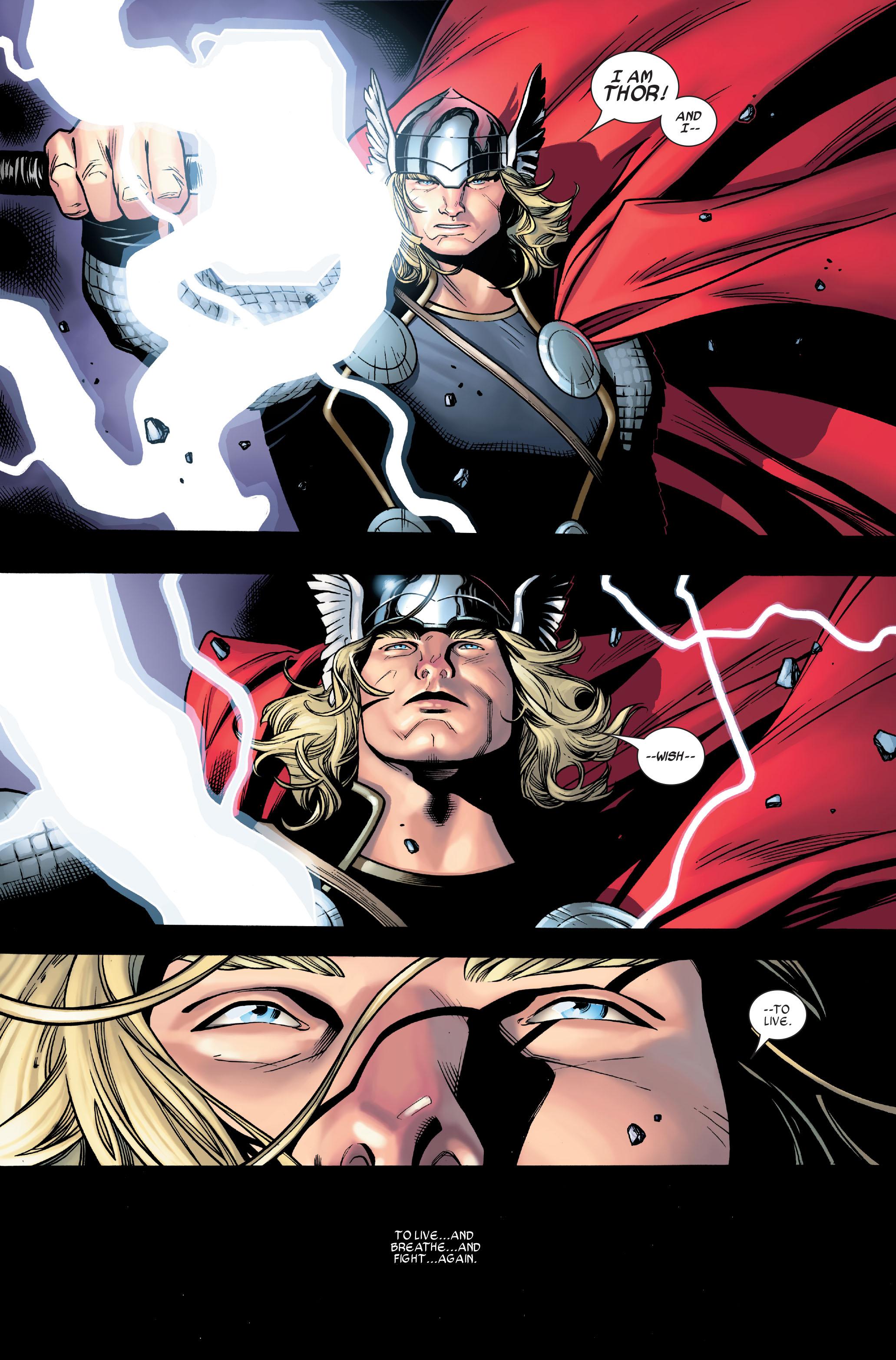 Thor (2007) Issue #1 #1 - English 20