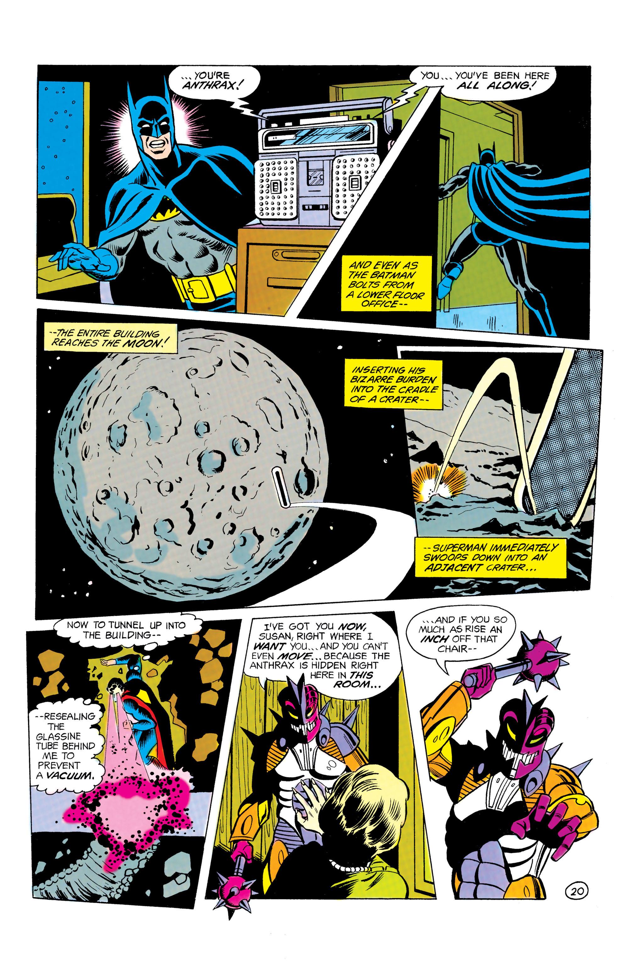 Read online World's Finest Comics comic -  Issue #292 - 21