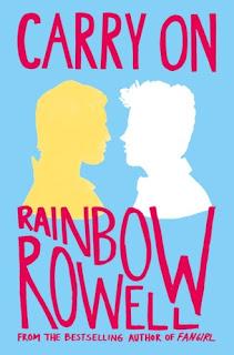 Rainbow Rowell - Carry On