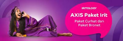 Kelebihan Menggunakan Paket Internet Dari Axis