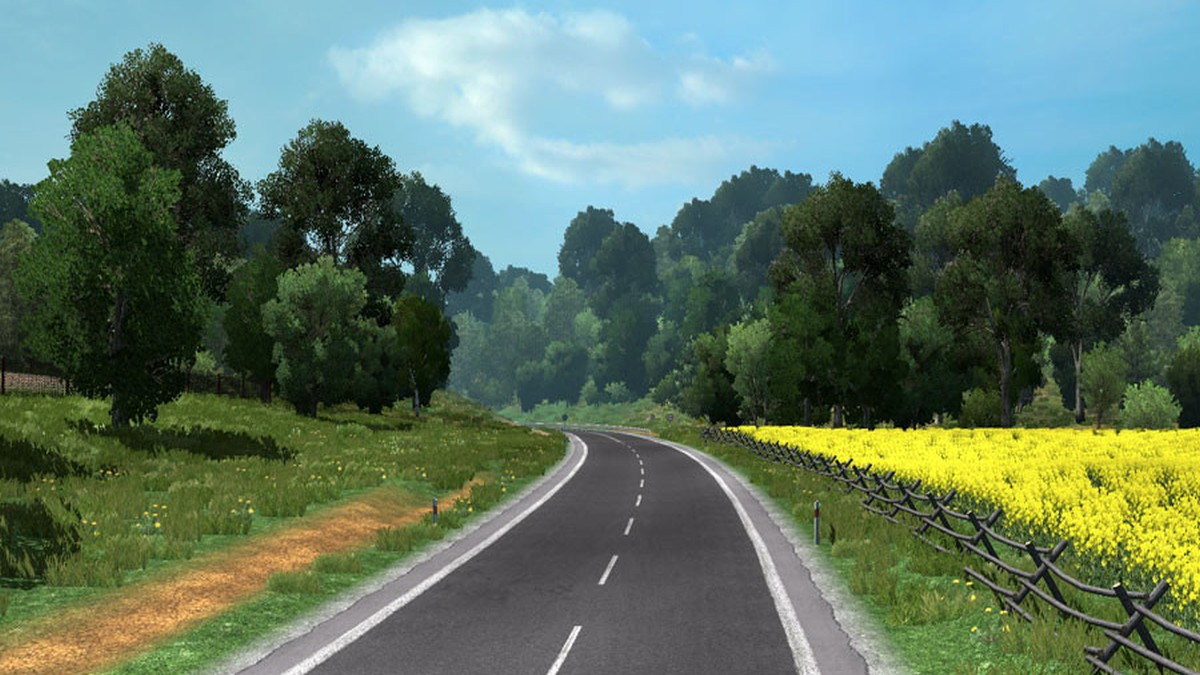 New Summer Environment v 2.7 mod by Grimes