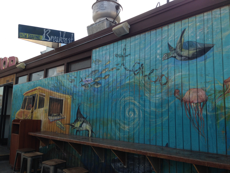 Oscar's Mexican Seafood in San Diego's Pacific Beach