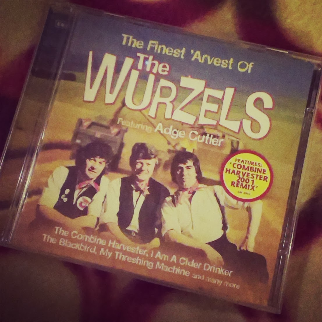 The Wurzels CD