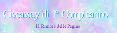 Giveaway di I Compleanno