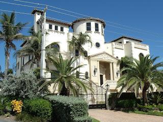 Enormes mansiones